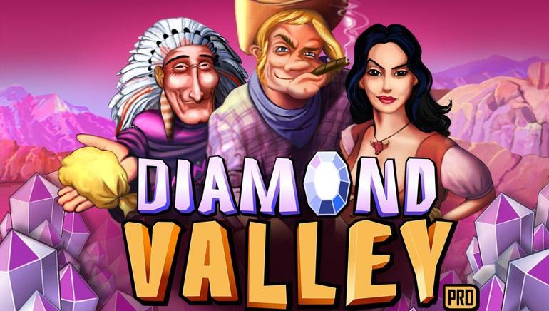 Diamond Valley Slots | $/£/€400 Welcome Bonus | Casino.com