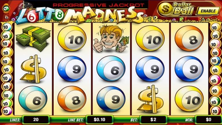 Lotto Madness Online | Casino.com Colombia