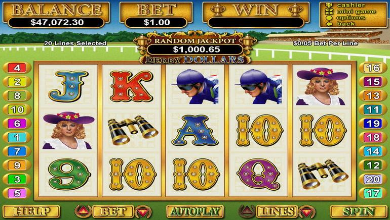 Mighty slots casino review